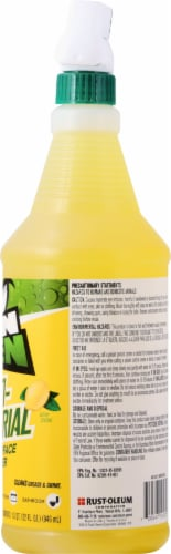 Mean Green Anti-Bacterial Multi-Surface Cleaner Perspective: right