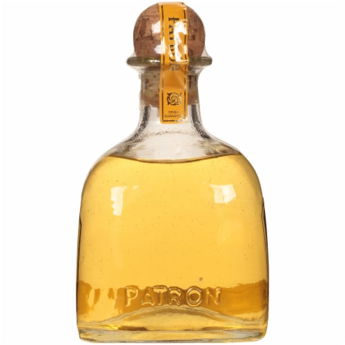 Patron Anejo Tequila Perspective: right