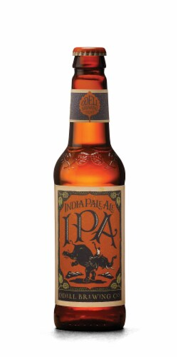 Odell Brewing IPA Perspective: right