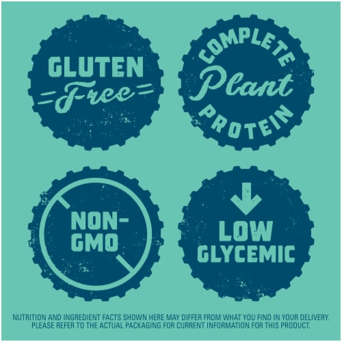 Clif Bar Builders Chocolate Mint Protein Bars Perspective: right