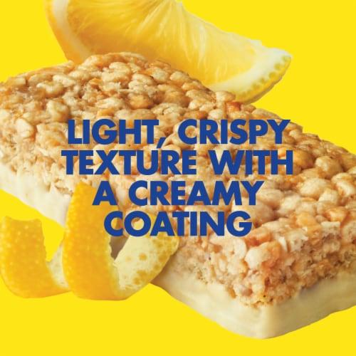Luna LemonZest Whole Nutrition Bars Perspective: right