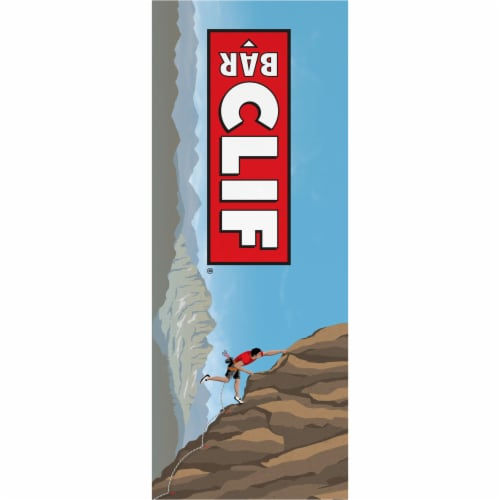 Clif Bar Coconut Chocolate Chip Energy Bars Perspective: right