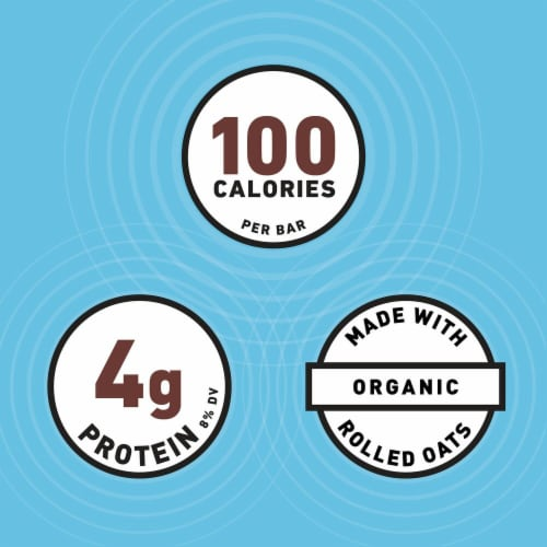 Clif Bar Minis Chocolate Brownie Energy Bars Perspective: right