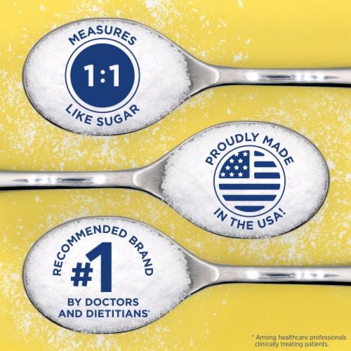 Splenda Zero Calorie Granulated Sweetener For Baking Perspective: right
