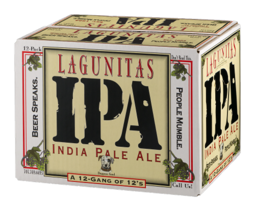 Lagunitas IPA Perspective: right