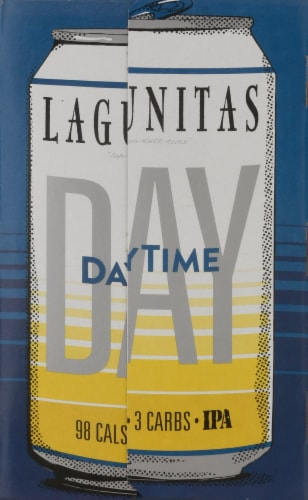 Lagunitas Daytime IPA Beer Perspective: right