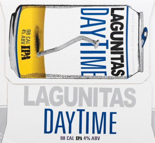 Lagunitas Daytime Craft Beer Perspective: right