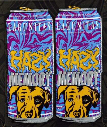 Lagunitas Hazy Memory IPA Perspective: right