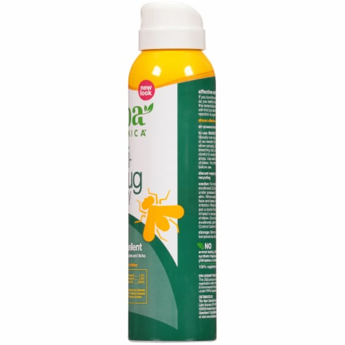 Alba Botanica® Anti-Bug Spray Insect Repellent Perspective: right