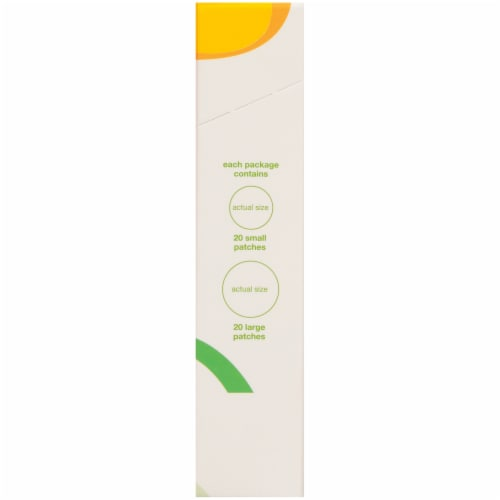 Alba Botanica Acne Dote Pimple Patches Perspective: right