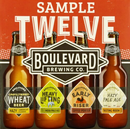 Boulevard Brewing Co. Sampler Pack Perspective: right