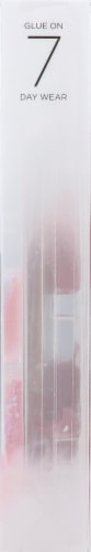 Kiss Jelly Fantasy Be Jelly On-Trend Translucent Nails Perspective: right