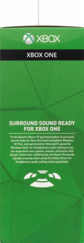 Turtle Beach Ear Force Recon 70 Xbox One Headset - White Perspective: right