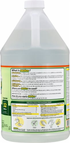 Odoban Eucalyptus Concentrate Disinfectant Perspective: right