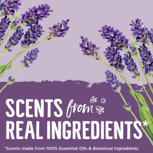 Seventh Generation Fresh Lavender Scent Laundry Detergent Perspective: right