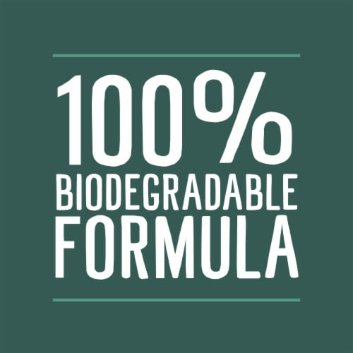 Seventh Generation Fresh Citrus & Ginger Scent Natural Dish Liquid Perspective: right