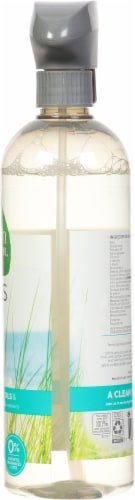 Seventh Generation Sparkling Seaside Glass Cleaner Perspective: right