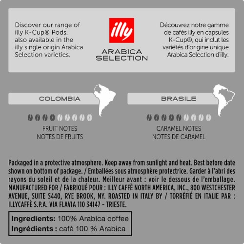 Illy Coffee Medium Roast K-Cup Pods Perspective: right