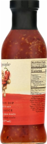 The Ginger People Chili Sauce Perspective: right