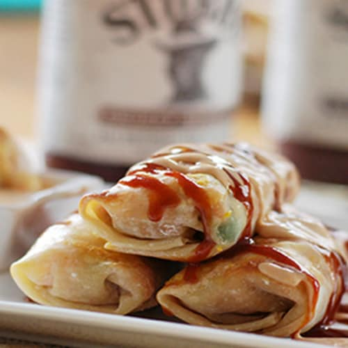 Stubb's Smoky Mesquite Bar-B-Q Sauce Perspective: right