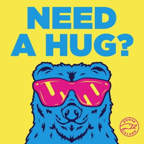 Goose Island Next Coast IPA Beer Perspective: right