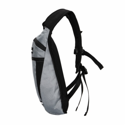Everest Mound Hiking Pack - Gray/Black Perspective: right