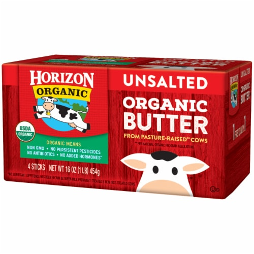 Horizon Organic® Unsalted Butter Perspective: right