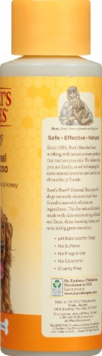 Burt's Bees Oatmeal Shampoo For Dogs Perspective: right