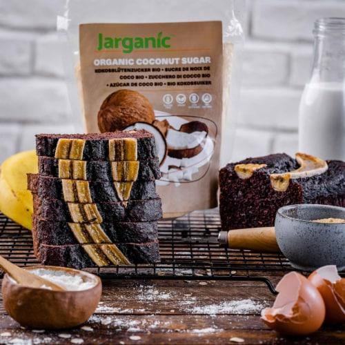 Organic Coconut Sugar 1 lb / 16 oz - Gluten-Free Vegan GMO-Free Paleo, Low Glycemic Index Perspective: right