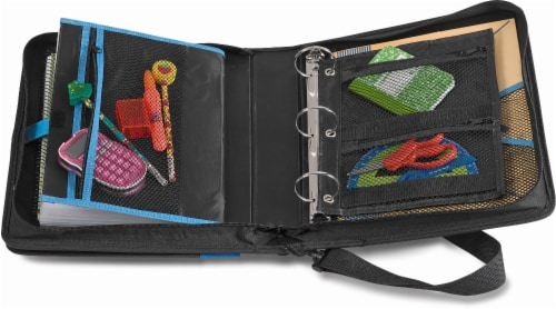 PlanAhead Messenger Binder with Handle - Assorted - 2 Inch Perspective: right