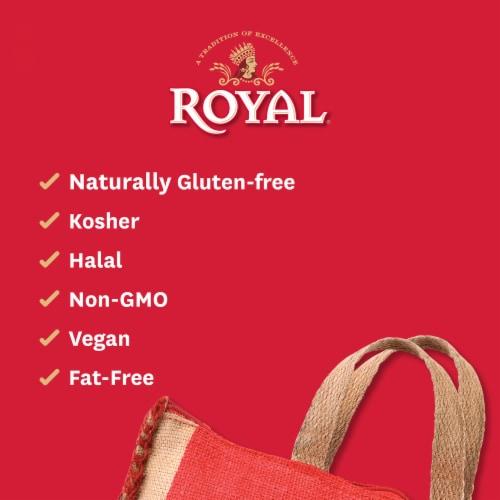 Royal Ghee & Garlic Seasoned Basmati Rice Perspective: right