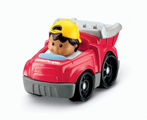 Fisher-Price® Little People Wheelies Dump Truck Perspective: right
