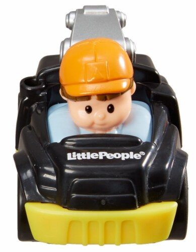 Fisher-Price® Little People Wheelies Tow Truck Perspective: right
