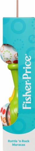 Fisher-Price® Rattle 'N Rock Maracas Musical Toy Perspective: right