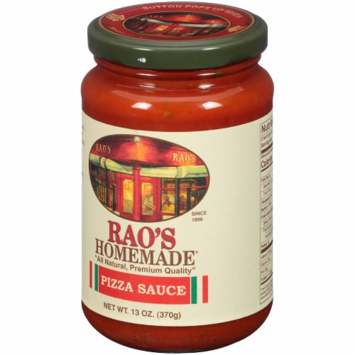 Rao's Homemade Pizza Sauce Perspective: right