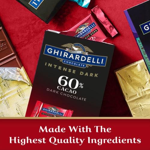 Ghirardelli 60% Cacao Evening Dream Dark Chocolate Perspective: right