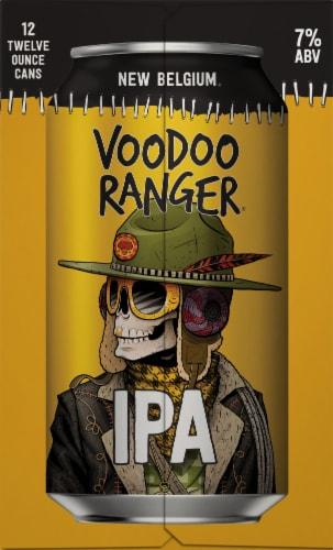 New Belgium Ranger IPA Beer Perspective: right