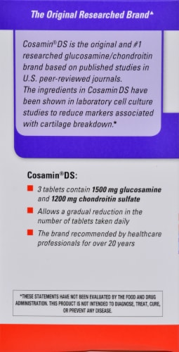 Nutramax Cosamin DS Perspective: right