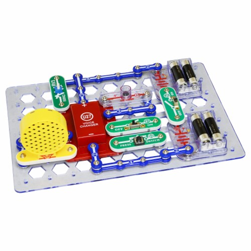 Elenco Snap Circuits Sound Perspective: right
