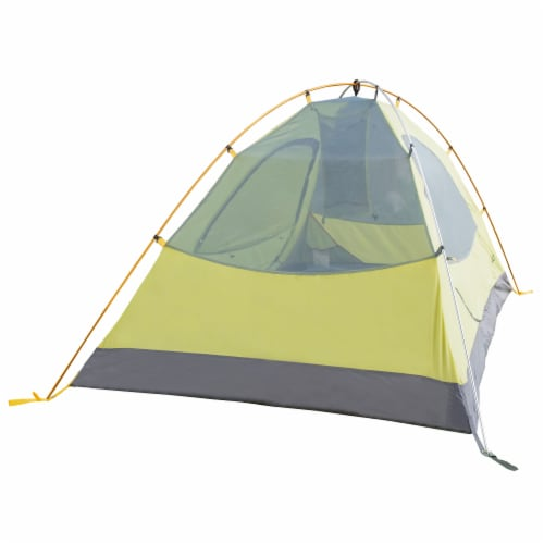 North Range Cross Country 4-Person Tent Perspective: right