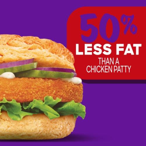 Boca Original Chik'n Vegan Veggie Patties Perspective: right