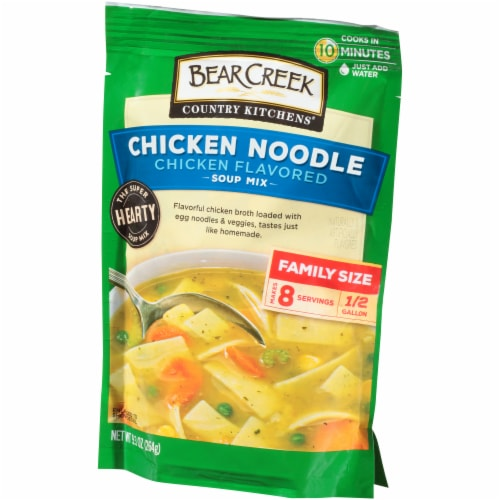 Bear Creek Chicken Noodle Soup Mix Perspective: right