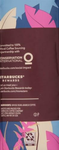 Starbucks Costa Rica Medium Roast Whole Bean Coffee Perspective: right