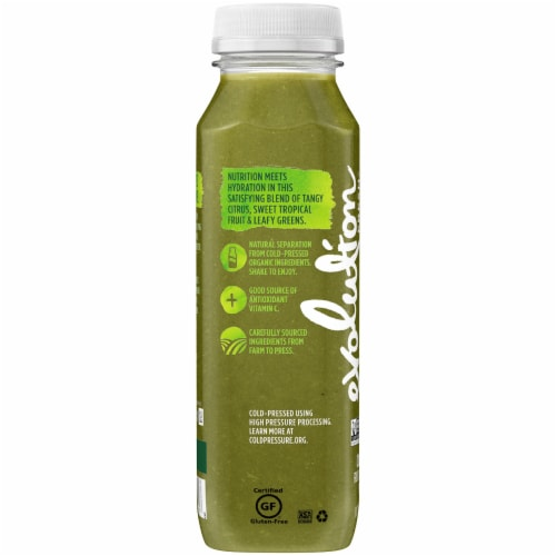 Evolution Fresh Organic Super Fruit Greens Juice Blend Perspective: right