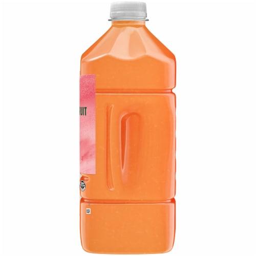 Evolution Fresh Cold-Pressed Organic Grapefruit Juice Perspective: right
