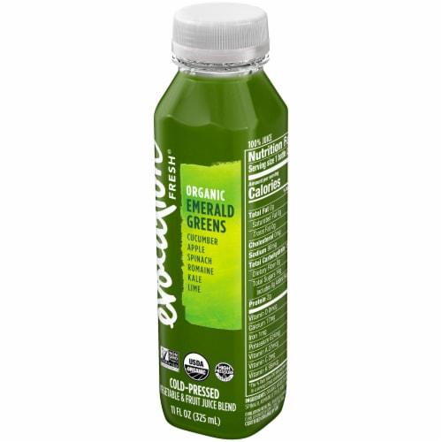 Evolution Fresh Organic Emerald Greens Juice Blend Perspective: right