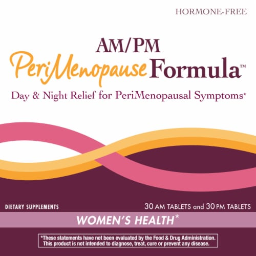 Nature's Way® AM PM PeriMenopause Formula Perspective: right