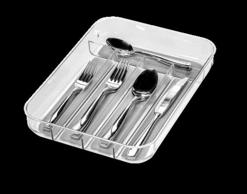 Madesmart Mini Silverware Tray - Clear Perspective: right