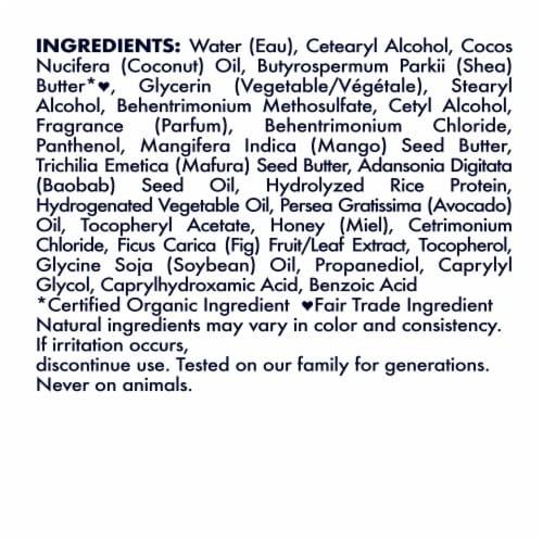 Shea Moisture® Manuka Honey & Mafura Oil Intensive Hydration Hair Mask for Dry & Damaged Hair Perspective: right