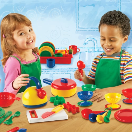 Learning Resources® Kitchen Set Perspective: right